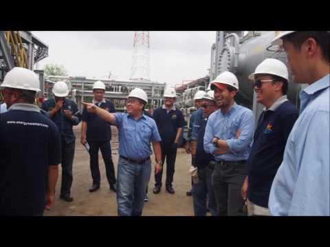 """""""Mini Refinery"""" Masterclass & Site Visit to Oil Refinery in Bojonegoro, Indonesia"""
