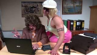 Opo ja tuleva Pornotähti BIISONIMAFIA