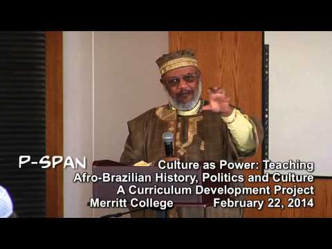 "P-SPAN #355: ""Merritt College:  Exploring the African Heritage of Brazil"""