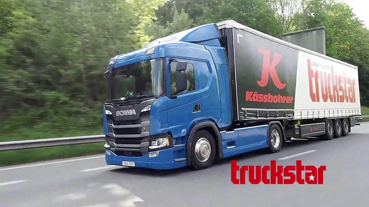 Truckstar Praktijktest - Scania G410
