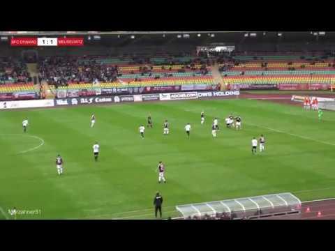 BFC Dynamo-ZFC Meuselwitz,10 Spieltag 2017