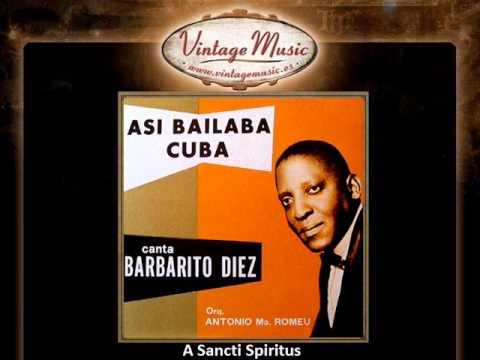 Barbarito Diez -- A Sancti Spiritus