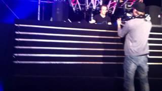 Lobotomy Inc set live @  Daydream Festival 2012