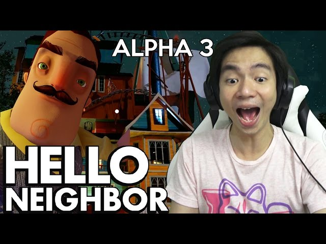 Makin Aneh - Hello Neighbor - Indonesia