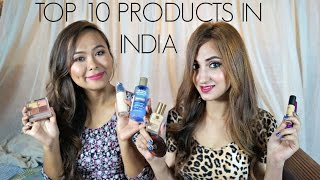 Top 10 Beauty Products in India with Aishwarya Kaushal