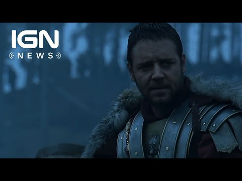 Gladiator 2 Moving Ahead, Ridley Scott Directing - IGN News