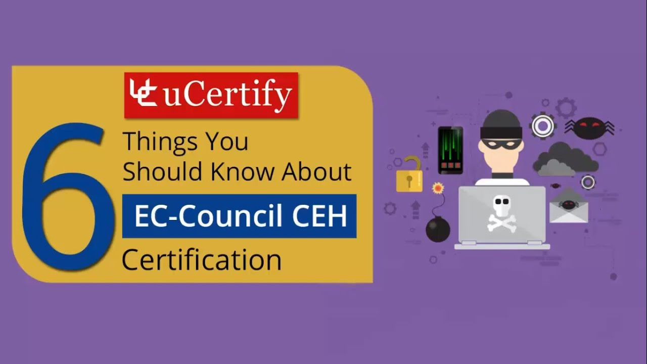 Certified Ethical Hacker Certification Youtube