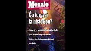 Aperis la aŭgusta-septembra numero de MONATO