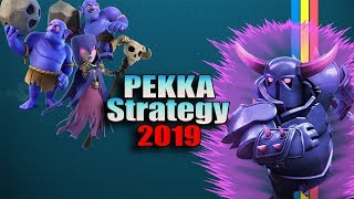 Max Pekka Attack Strategy 2019! How to Perfect Use Max Pekka In TH12 War Attack | Clash of Clans