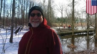 David Bird missing: reporter's remains found in New Jersey river a year after disappearance