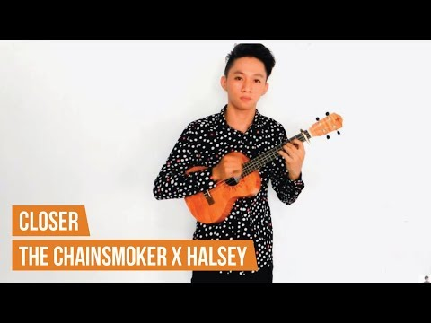 closer---the-chainsmokers-ft.-halsey-(fingerstyle-ukulele-cover)