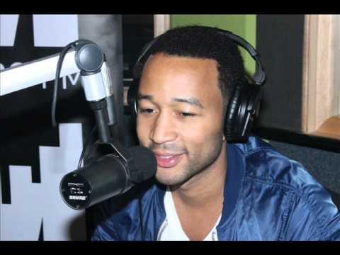 John Legend in South Africa, METRO FM studios