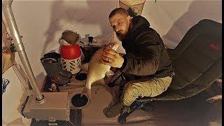 Зимняя Рыбалка С Ночёвкой На Двое Суток. Закрепляем РЕЗУЛЬТАТ!
