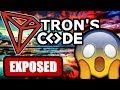 Tron's Code-You won't BELIEVE what we FOUND!! Dev Ops Manager Explains $TRX $NEO $BTC