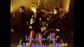 Mylène Farmer - Jardin De Vienne [Live À Le Mans 8-Octobre-1989]