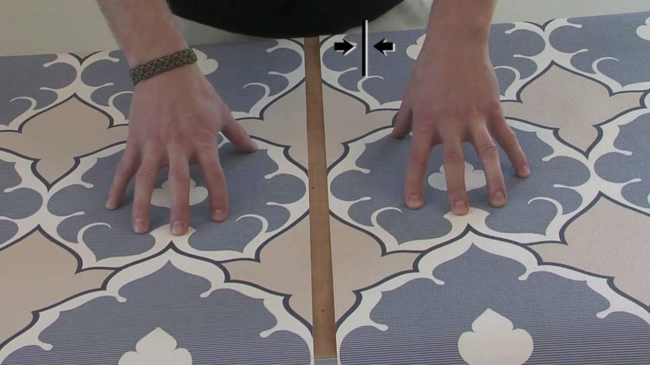 richtig tapezieren - gut zu wissen (2/7) [hq] - youtube