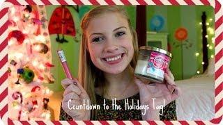 Countdown to the Holidays Tag! Thumbnail