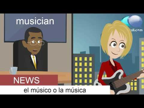 Spanish In the News - 2 | Learn Spanish | Speaksli