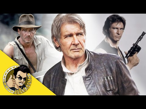 HARRISON FORD - The Good, The Bad & The Badass