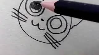 Как легко и красиво нарисовать кошку💄