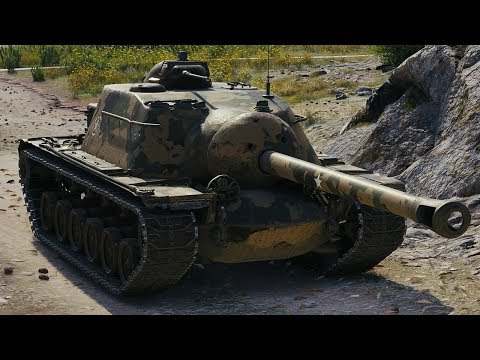 World of Tanks T110E3 - 3 Kills 10,3K Damage thumbnail