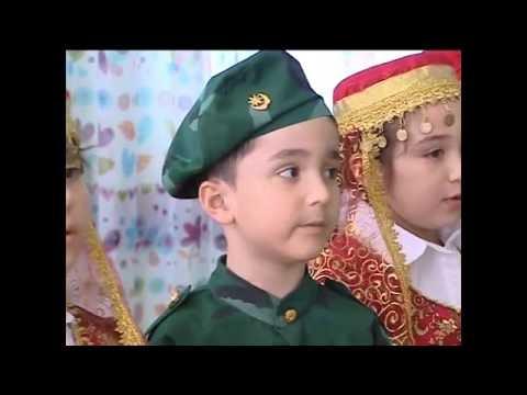 24 saylı uşaq bağçasında 28 may Respublika gününə həsr edilmiş tədbir.