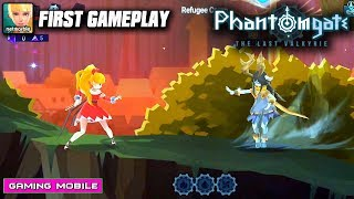 Phantomgate : The Last Valkyrie by Netmarble Android/IOS Gameplay
