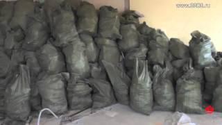 видео Вывоз бытового мусора