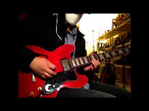 챠우챠우 - 델리 스파이스 (Deli Spice, guitar cover)