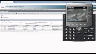 11.Configuring BLF speed dial