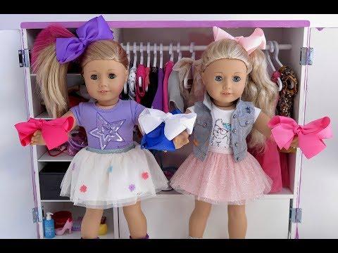 American Girl Doll JoJo Siwa Twin Dolls