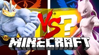 Minecraft | Pokemon Go LUCKY BLOCK CHALLENGE | Egg Battles?!