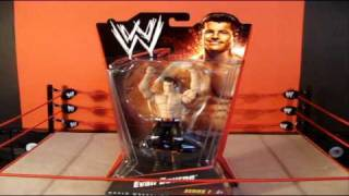 WWE Mattel Evan Bourne Figure!! Unboxing and  Review!!