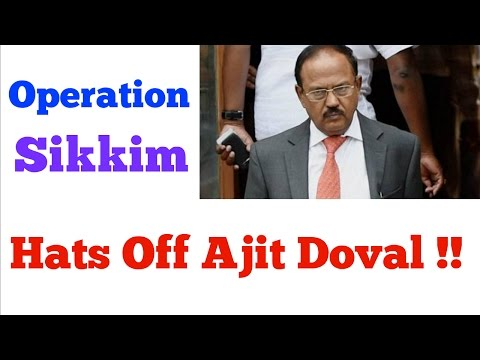 How Sikkim merges in India, Thanks to Ajit Doval || History of Sikkim merger in India || Annexation