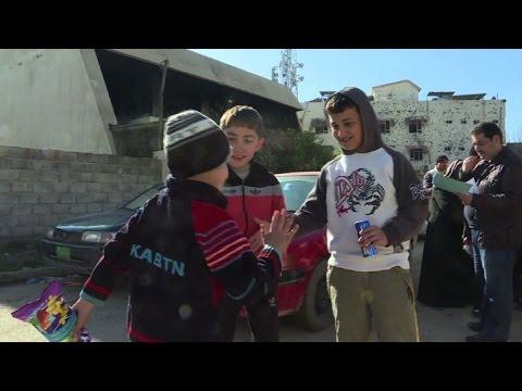Iraqi children flocking back to east Mosul schools