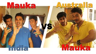 Mauka Mauka (India vs Australia) - Semi Finals ka mauka ICC Cricket World Cup
