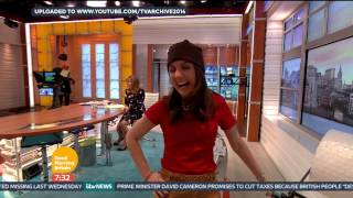 [hd] Good Morning Britain: Bubblewrap Appreciation Day