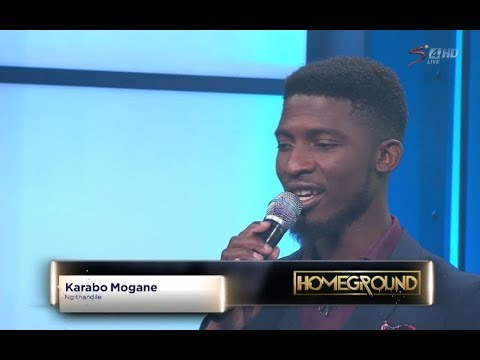 Homeground: Karabo Mogane