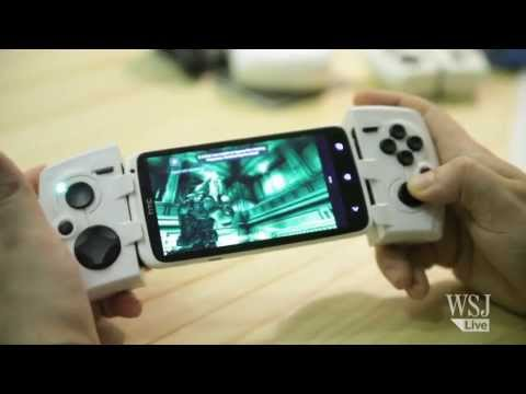 A Portable Game Console For Your Mobile Devices