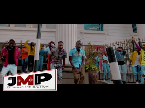 danny-gift-ft-guardian-angel---yesu-ni-wangu-(official-video)