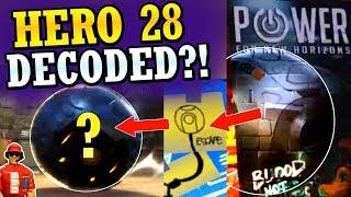 Overwatch - Hero 28 Wrecking Ball: Hammond Origins?  (New Hero Teaser Analysis)