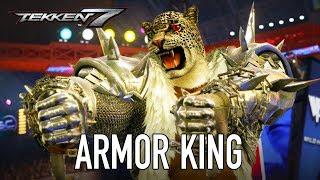 Tekken 7 - PS4/XB1/PC - Armor King (Season Pass 2 Character Trailer)