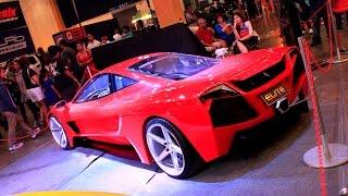 3 aurelio prototypes were on display at the 2015 Manila transport s...