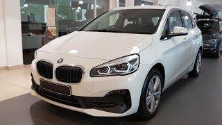2018 BMW 216d Active Tourer Modell Advantage | -[BMW.view]-