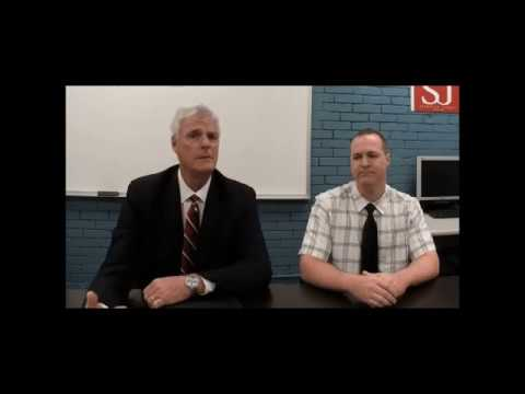 State Senator Candidates Discuss Idaho Issues.