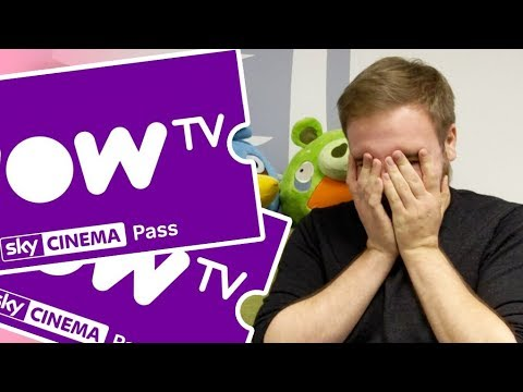 NowTV - Why is it so hard to cancel?