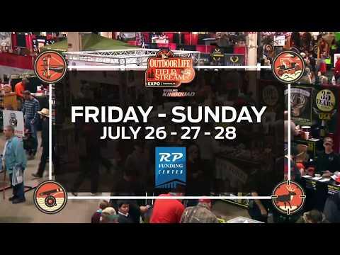 outdoor-life-field-&-stream-expo---lakeland,-fl---july-26-28,-2019