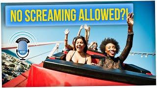 Japan Amusement Parks Won't Allow Screaming on Rides (ft. Timothy Chantarangsu)