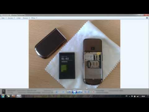 Ebay Nokia 8800 Sapphire Arte