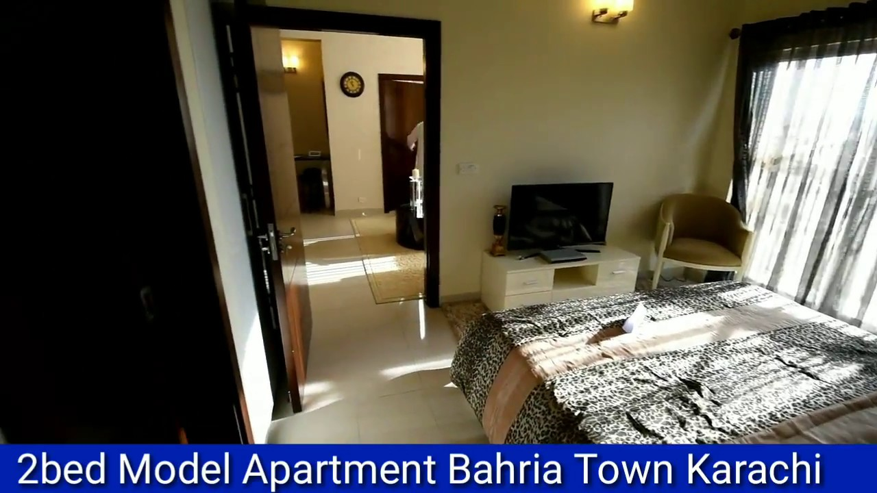 Bahria Town Karachi 2bed Model Apartment June 2018 Updated